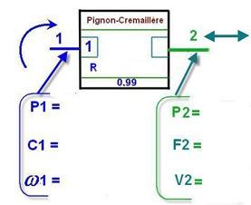 pignon-cremaillereVide